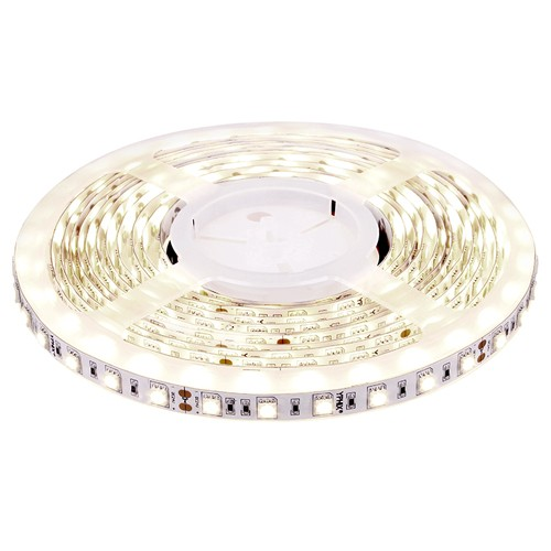 LED Strip 24V weiß, 5 Meter, 300 SMD 5050 LED's
