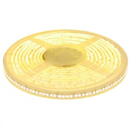 LED Strip 24V warmes weiß, 5 Meter,  900 SMD 3528 LEDs, wasserdicht IP68